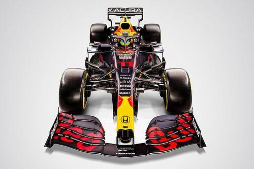 Red Bull ve AlphaTauri, Acura logolu araçlarının ilk görüntüsünü yayınladı