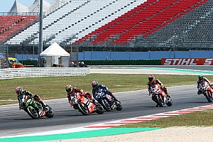 World Superbike Breaking news WSBK rule makers can't legislate for rider talent