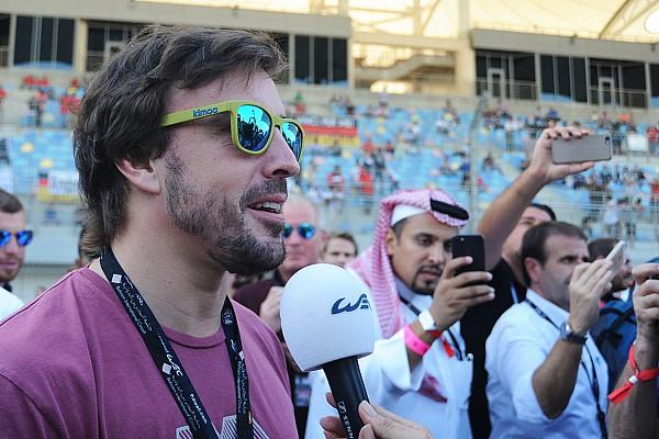 Fernando Alonso probará el Toyota de WEC en Bahrein