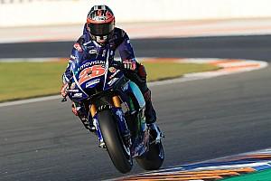 MotoGP Reaktion Maverick Vinales: Rätselhafte Bestzeit in Valencia
