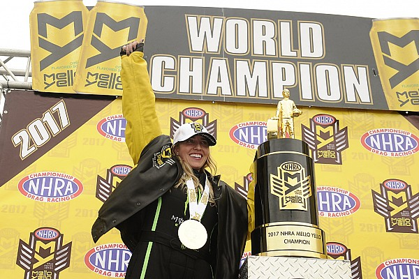 NHRA Breaking news Brittany Force released from hospital following Pomona shunt