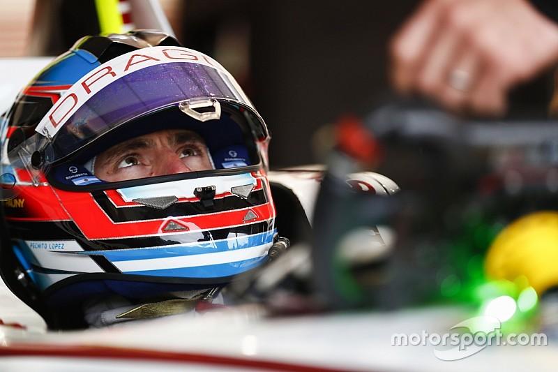 López, confirmado en Dragon para la temporada 2018/19 de la Fórmula E