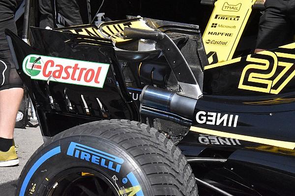 """Forma-1 Elemzés A McLarent idézi a Renault """"szétszabdalt"""" hátsó szárnya"""