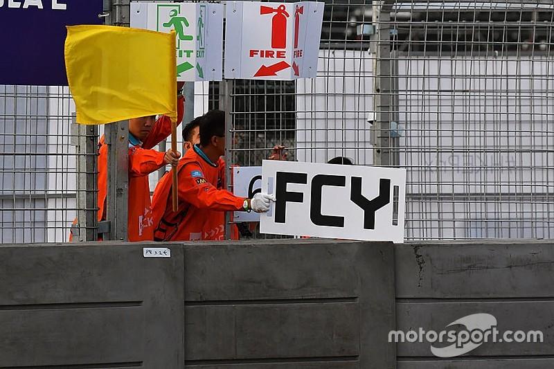 Une nouvelle procédure de FCY aux 24 Heures du Mans