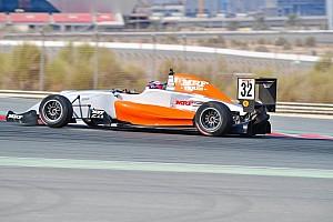 Indian Open Wheel Race report Dubai MRF: Martono scores maiden win in Race 4