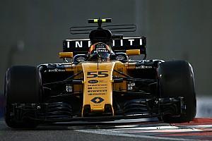 Sainz: mudança prematura para a Renault valeu a pena