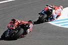 Dovizioso-Lorenzo-Pedrosa terlibat kecelakaan besar