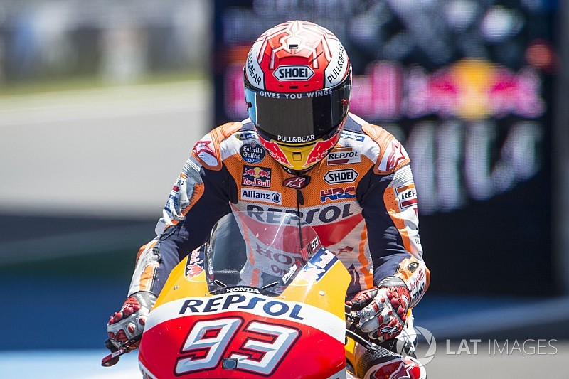 Marquez ingin lanjutkan momentum di Le Mans