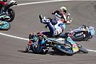 Moto3 Canet saldrá último en Le Mans tras ser sancionado por el incidente en Jerez
