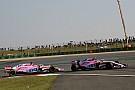 Force India виявила причину нестабільного балансу