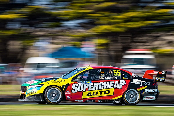 Supercars Breaking news Tickford confirms Supercars enduro pairings
