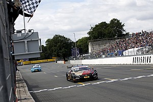 DTM Race report Norisring DTM: Mortara wins as Audi continues to struggle
