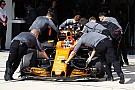 Формула 1 Вандорн получил новый штраф и стартует последним