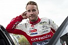 WRC Ostberg replaces Meeke at Citroen