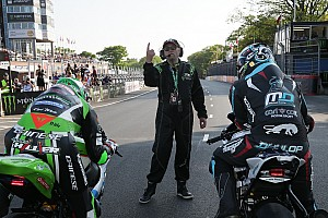Road racing Breaking news Isle of Man TT red flag procedure changed after Mercer incident