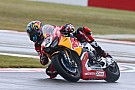 World Superbike Injured Camier unsure if he'll race at Donington