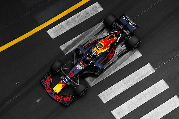 F1 练习赛报告 摩纳哥大奖赛FP2:红牛延续统治力,里卡多高居榜首