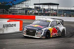 World Rallycross Breaking news Ekstrom concedes World RX title to Kristoffersson