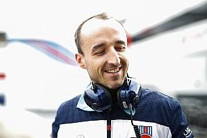 WEC Noticias Kubica decidirá si competir en el WEC tras su segundo test con Manor