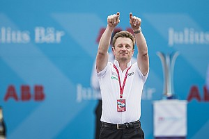 Formel E News Erster Audi-Sieg: Teamchef McNish von Emotionen überrascht