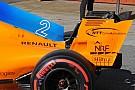 McLaren to address bodywork burns with cooling fix