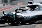 Новые понтоны позволили Mercedes отыграть четверть секунды