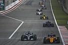 Lewis Hamilton: Möglichen Sieg in den ersten acht Runden verloren
