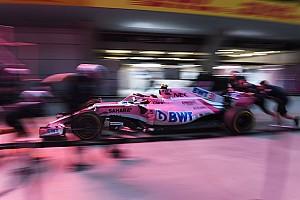 Формула 1 Прямой эфир Онлайн Гран При Китая: первая тренировка