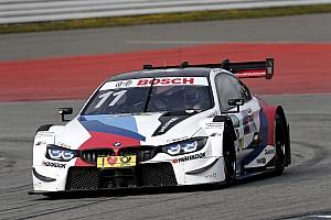 DTM News Wittmanns Testcrash in Vallelunga hat BMW nicht zurückgeworfen