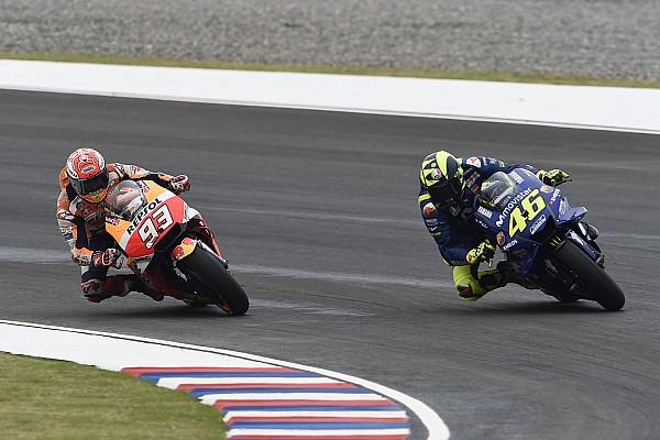MotoGP Últimas notícias Rossi: Ainda não é hora de falar com Márquez