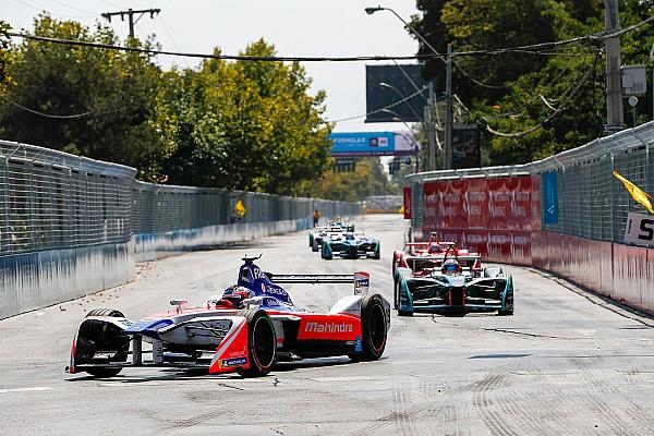 Formule E Nieuws Rosenqvist: