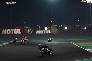World Superbike Race report Qatar WSBK: Rea breaks points record with Race 2 win