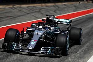 Fórmula 1 Crónica de test  Bottas, el más rápido en el cierre de los test de F1 en Barcelona