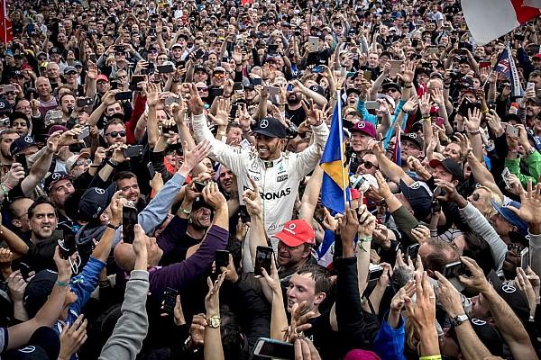 Fórmula 1 Últimas notícias Hamilton diz querer entrar no mundo da moda após saída da F1