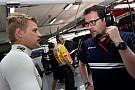 F1 Mi trabajo en la F1... ingeniero de carrera