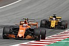 McLaren a