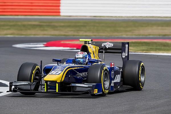Latifi sobrevive a Safety Car no fim e vence primeira na F2
