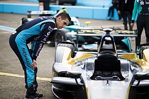 Formule E Actualités Buemi:
