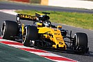Formula 1 FIA forces Renault to tweak rear wing concept