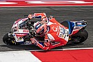Ducati étudie le développement d'une télémétrie du pilote
