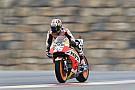 Pedrosa lidera dia em Aragón; Rossi retorna e fica em 20º
