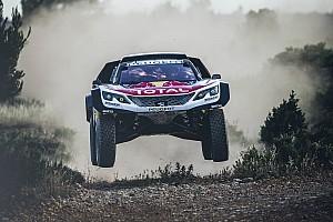 Rallye-Raid Interview Loeb : Le Silk Way,