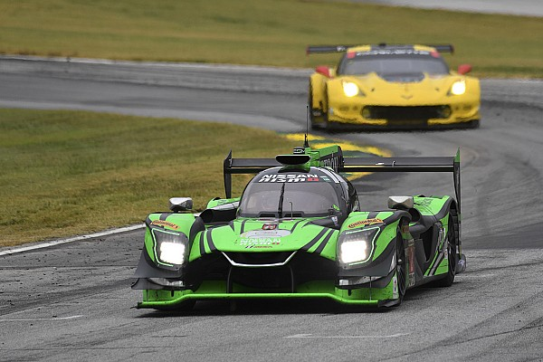 IMSA Petit Le Mans: ESM Nissan in front after six hours