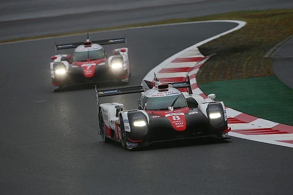 WEC Résumé de course Course - Toyota vainqueur heureux d'une course tronquée