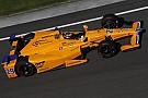 Алонсо пожертвует квалификацией ради гоночного темпа в Indy 500