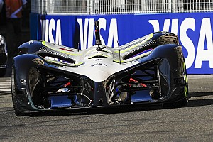Roborace Breaking news Planning begins for first Roborace competition