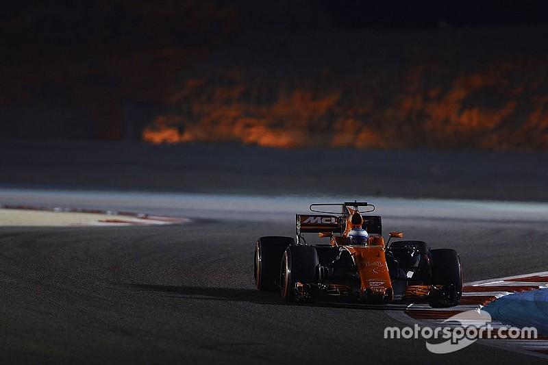 【F1】アロンソ、エンジンが停止しQ2アタックを完了できず