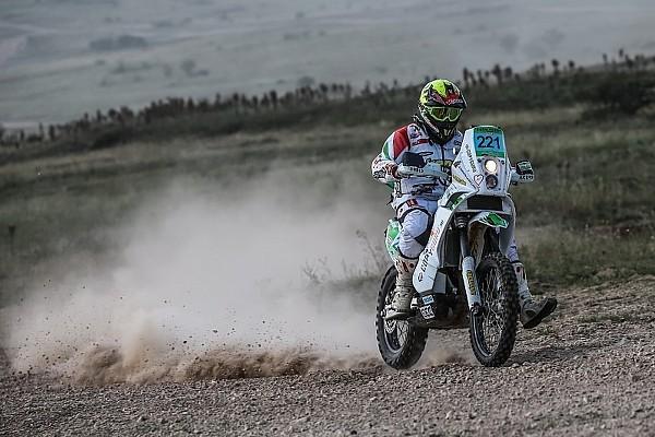 Egyéb motorverseny BRÉKING Hungarian Baja: Nincs mese, Laller csak előre tekint!