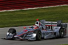 IndyCar Will Power centra la pole position nelle qualifiche di Mid-Ohio