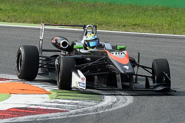 Euroformula Open Race report Harrison Scott seals Euroformula Open title at Monza